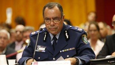 NSW Police Deputy Commissioner Nick Kaldas.