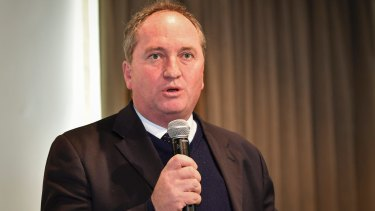 Deputy Prime Minister Barnaby Joyce's department has already planned Armidale move.