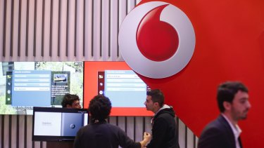The collapse of Vodafone's market share in the face of network coverage issues has helped Telstra.