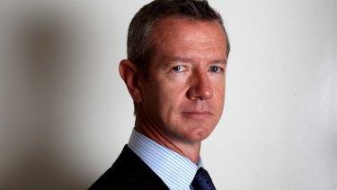Sydney Morning Herald's political editor Peter Hartcher.