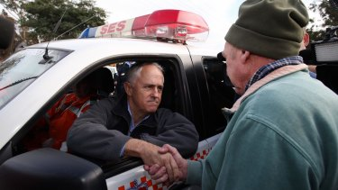 Prime Minister Malcolm Turnbull: Not considered to be as empathetic.
