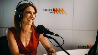 Robin Bailey is now at Triple M.