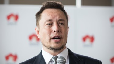 Elon Musk is building the world's biggest lithium ion battery in South Australia.