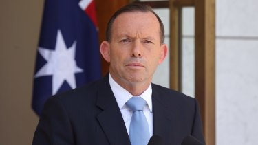 """Tony Abbott has vowed to be a """"better Prime Minister with a better government and a more effective parliament""""."""