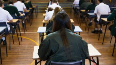 Students who do not receive their HSC in NSW could still go on to university.