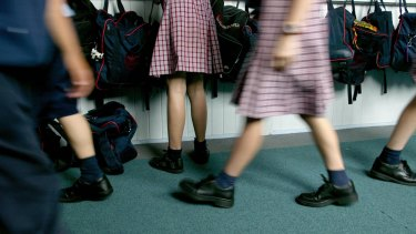 Dresses and skirts are seen as too restrictive by many.