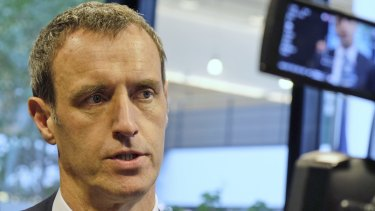 Europol director Rob Wainwright rejected the idea that terrorists were successfully exploiting smuggling networks to enter Europe.