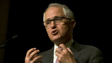 Prime Minister Malcolm Turnbull is determined to chart a new course.