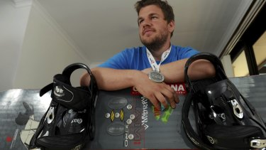 Winter Special Olympics snowboarder David Campion will head to Austria.