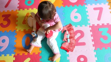 The government's childcare changes will see two childcare payments replaced with one and childcare subsidies vary based on the number of hours parents work.