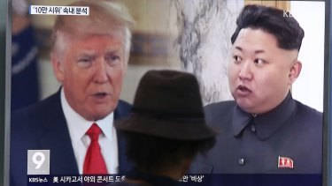 Kim Jong-un is waging carefully calibrated brinkmanship but what is Trump's game plan?