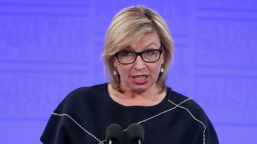 Rosie Batty: There can never be an 'acceptable' level of family violence.