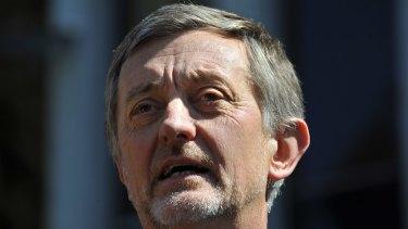 Former Labor MP Peter Batchelor.