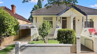 This three bedroom, semi-detached home in Rawson Street, sold for $1.508 million.
