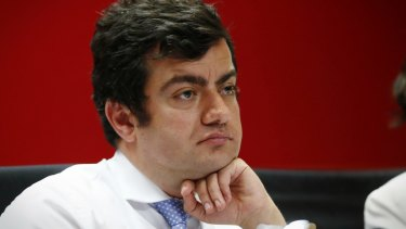 Labor senator Sam Dastyari is calling for a ban on political donations.