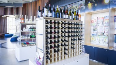 The centre will also showcase local Canberra regions food and wine.
