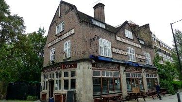 Developers were ordered to rebuild the The Carlton Tavern in Kilburn, London.
