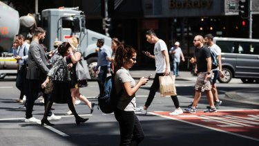 Even chatting on a phone while crossing a road heightens risk, say researchers; texting affects reaction time even more.