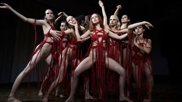 Suspiria features a dance academy that may be a front for a coven of witches.