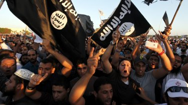 Islamic State is recruiting in Africa to get followers who can better infiltrate Europe. Photo: AP