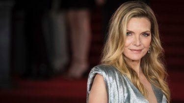 Michelle Pfeiffer has been praised for not looking her age.