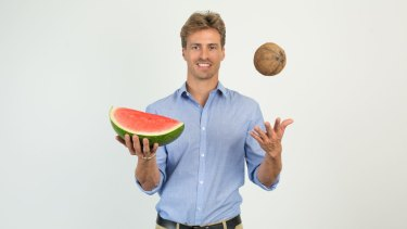 David Freeman is the founder of H2coco and H2melon.