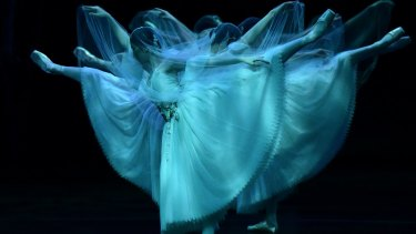 This production of Giselle can still inspire raw emotion.