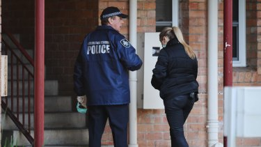 Federal police raided five properties in Melbourne on Friday in the wake of the Brighton terror siege.