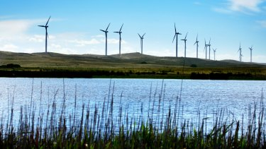 By 2020, Canberra aims to have all its energy from renewable sources.