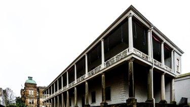 The Mint is Sydney's oldest surviving public building.