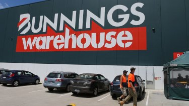 Bunnings has run into trouble in the UK and Ireland.