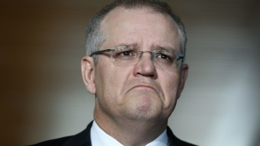 Treasurer Scott Morrison kindly opened Melbourne Airport's new Terminal 4 for discount carriers.