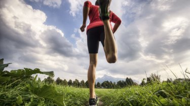 Time to get moving: A brief workout can still offer the benefits.