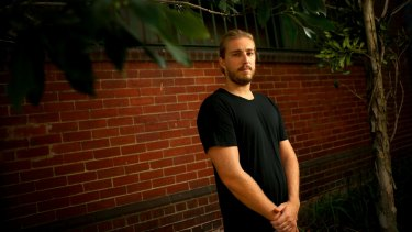 Gen Y uni student Kendall Sutton is looking at graduating in his early 30s with an $80,000 student debt.