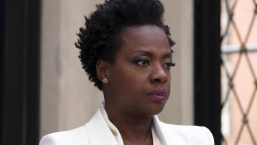 Viola Davis is Veronica Rawlins in Widows.