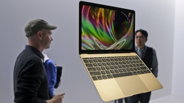 The original 12-inch MacBook took a thin one-port design over the alternative thicker, more capable version. For its first upgrade, Apple chose a new colour over adding a second port.