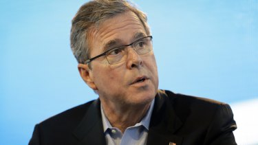 Leading Republican presidential candidate, Jeb Bush, has dramatically softened the zero-tolerance stance of his years as governor of Florida.