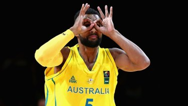 Patty Mills will be expected to lead by example for the Boomers in 2016.