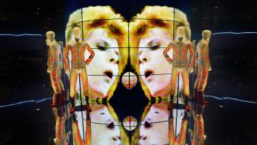 """Blockbuster: The David Bowie Is... exhibition has been a """"game changer"""" for ACMI."""