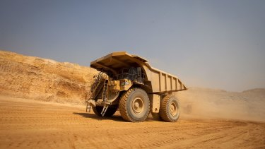 The third leg of the mining boom is just getting under way.