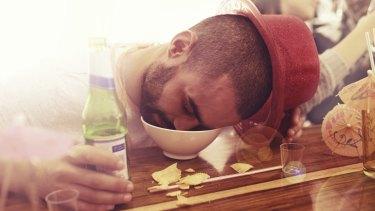 Embarrassing antics: shame or blame?
