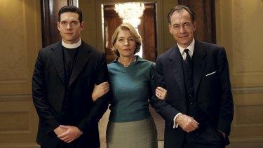 The fifth season of English crime drama <i>Grantchester</i> concludes.