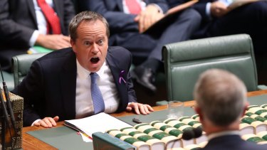 Can Opposition Leader Bill Shorten match up to new PM Malcolm Turnbull?