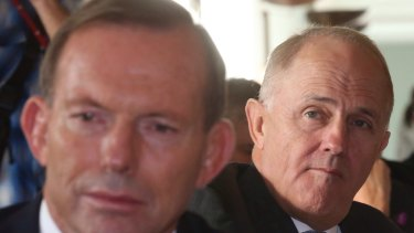 Malcolm Turnbull now has his own version of Gillard's Rudd dilemma – what to do with a wounded ex-PM who won't  leave.