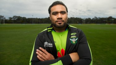 Raiders prop Junior Paulo is determined to learn lessons from the Storm defeat.