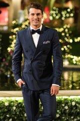 The Bachelor Australia's Matty Johnson.