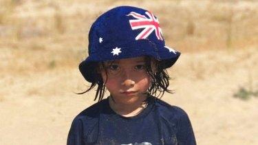 Seven year-old Australian boy Julian Cadman was killed in the Barcelona terror attack.