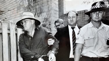 David Eastman is arrested in December, 1992, in relation to the murder of Colin Winchester.