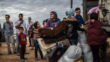 Turkey hosts more than 2.5 million Syrian refugees.