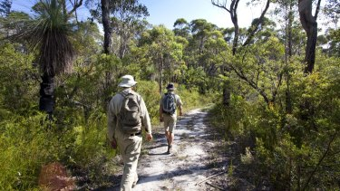 The Save a Species Walk is raising funds to protect 11 of Australia's most rare and endangered plants.